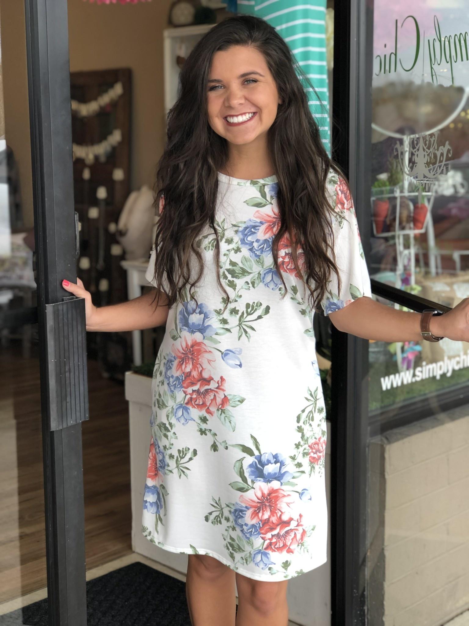 Happy Day Dress