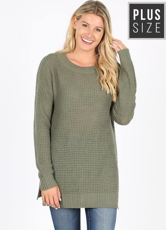 Movie Night Sweater Plus