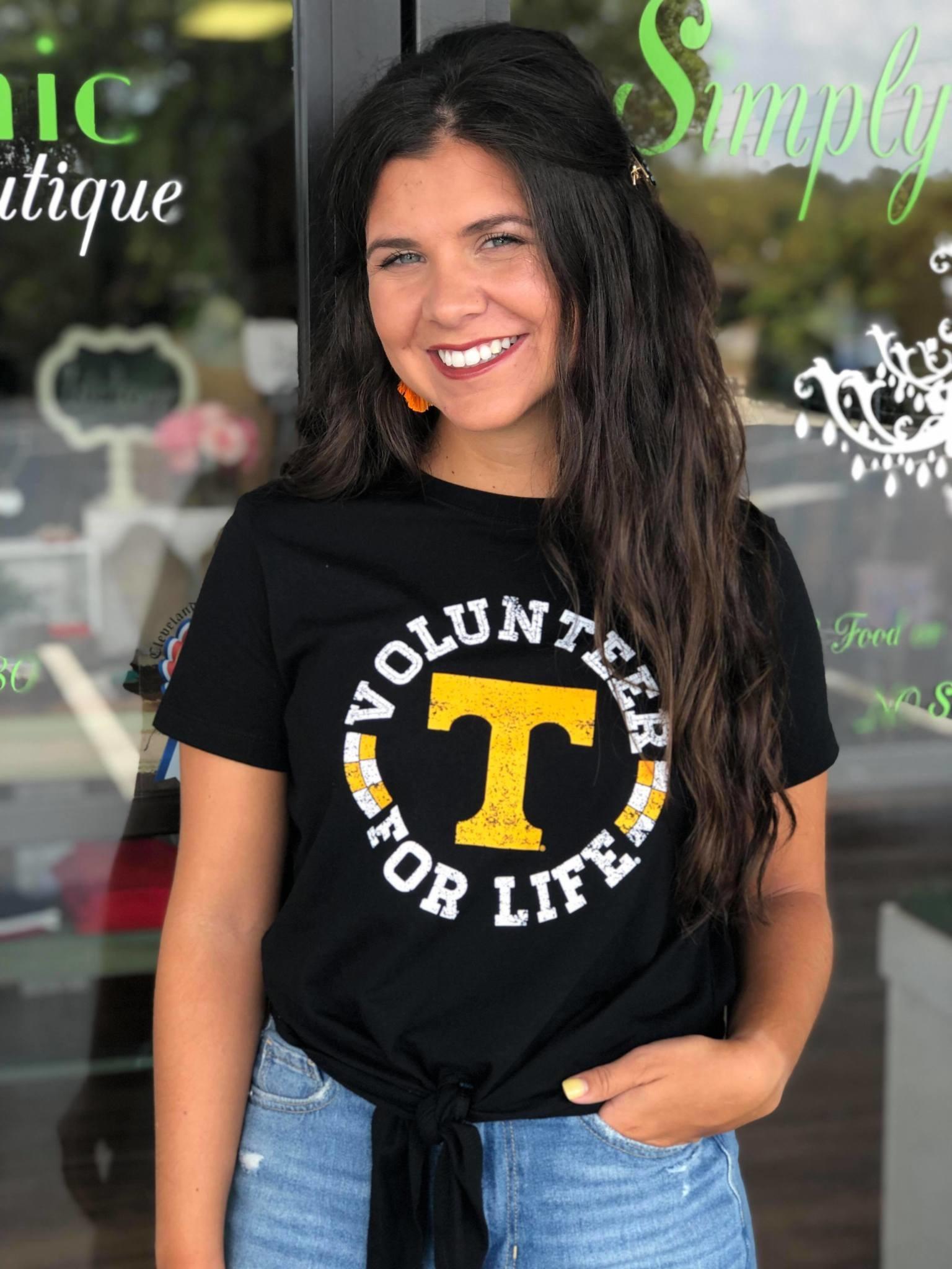 Volunteer for Life Top