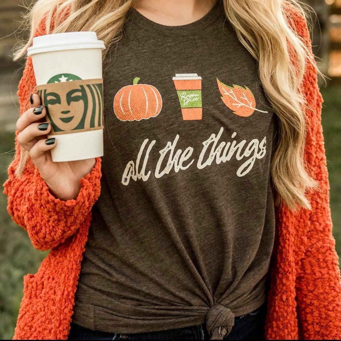 All The Things Tee