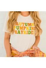 Autumn, Pump, Hay Tee