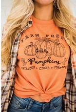 Fresh Pumpkin Tee