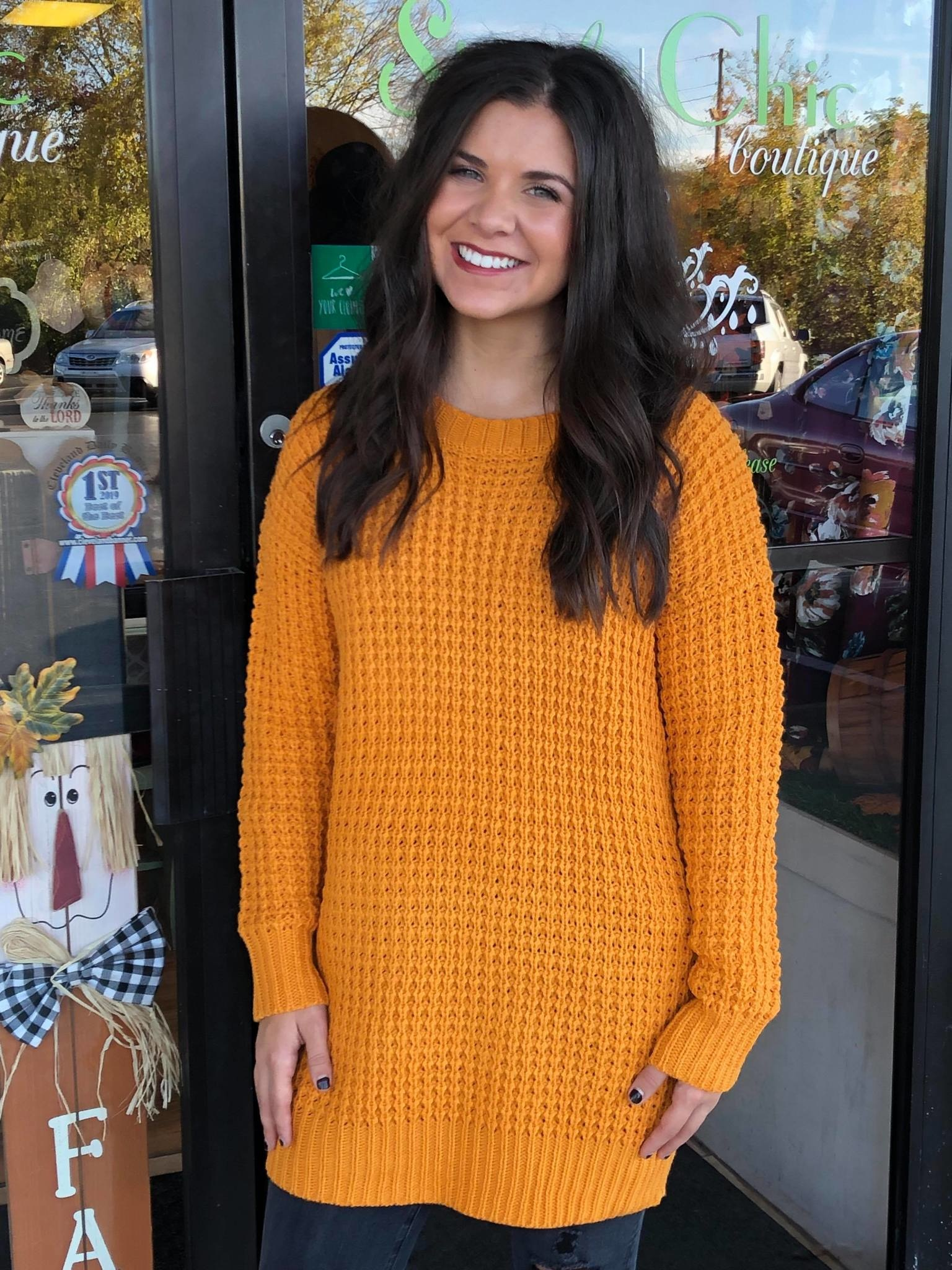 The Carmen Sweater