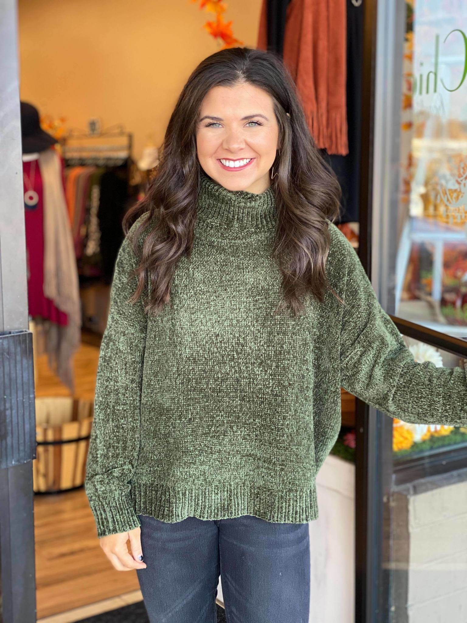 Happy Holidays Sweater