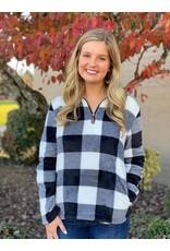 Buffalo Plaid Pullover