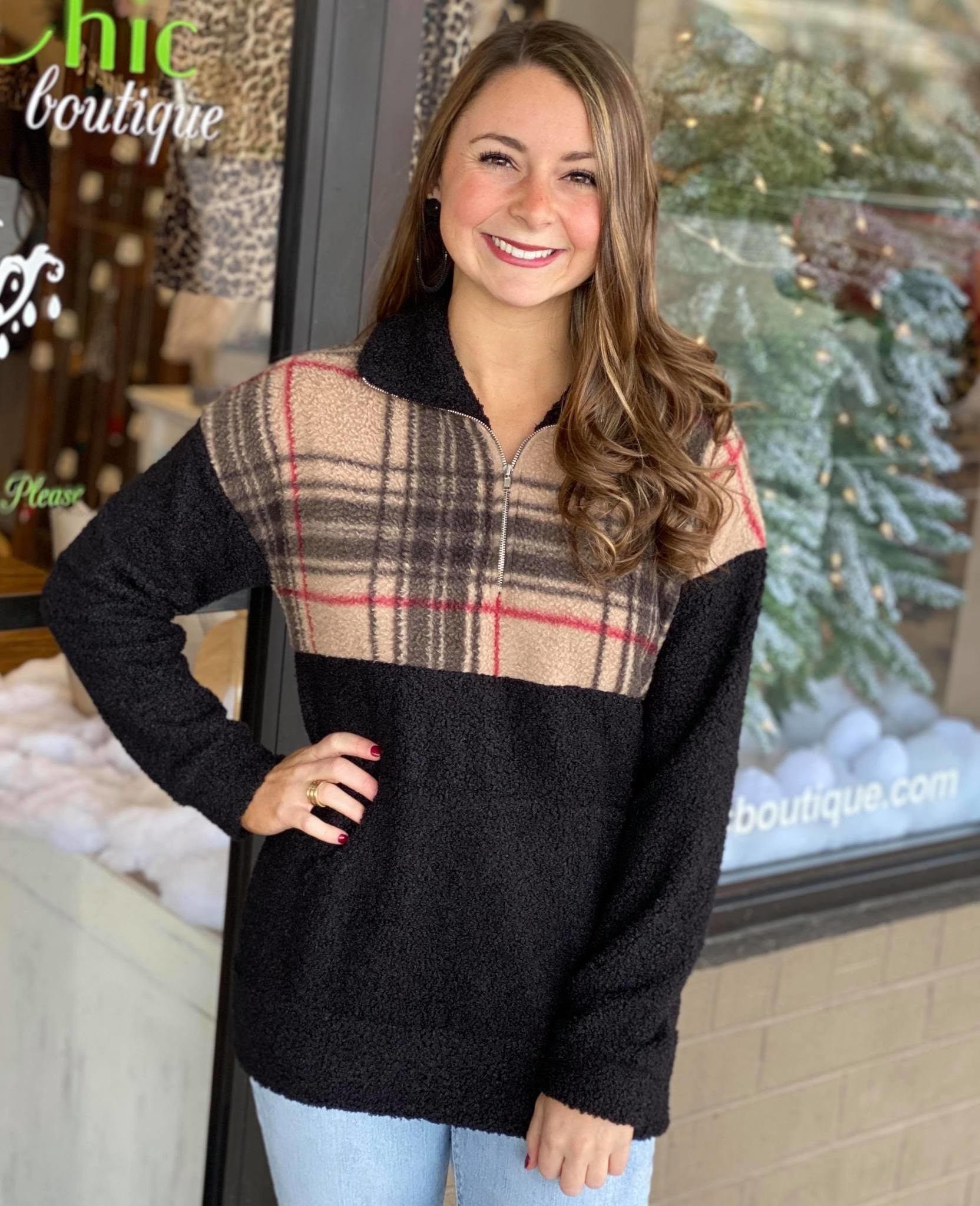 Cozy And Cute Pullover