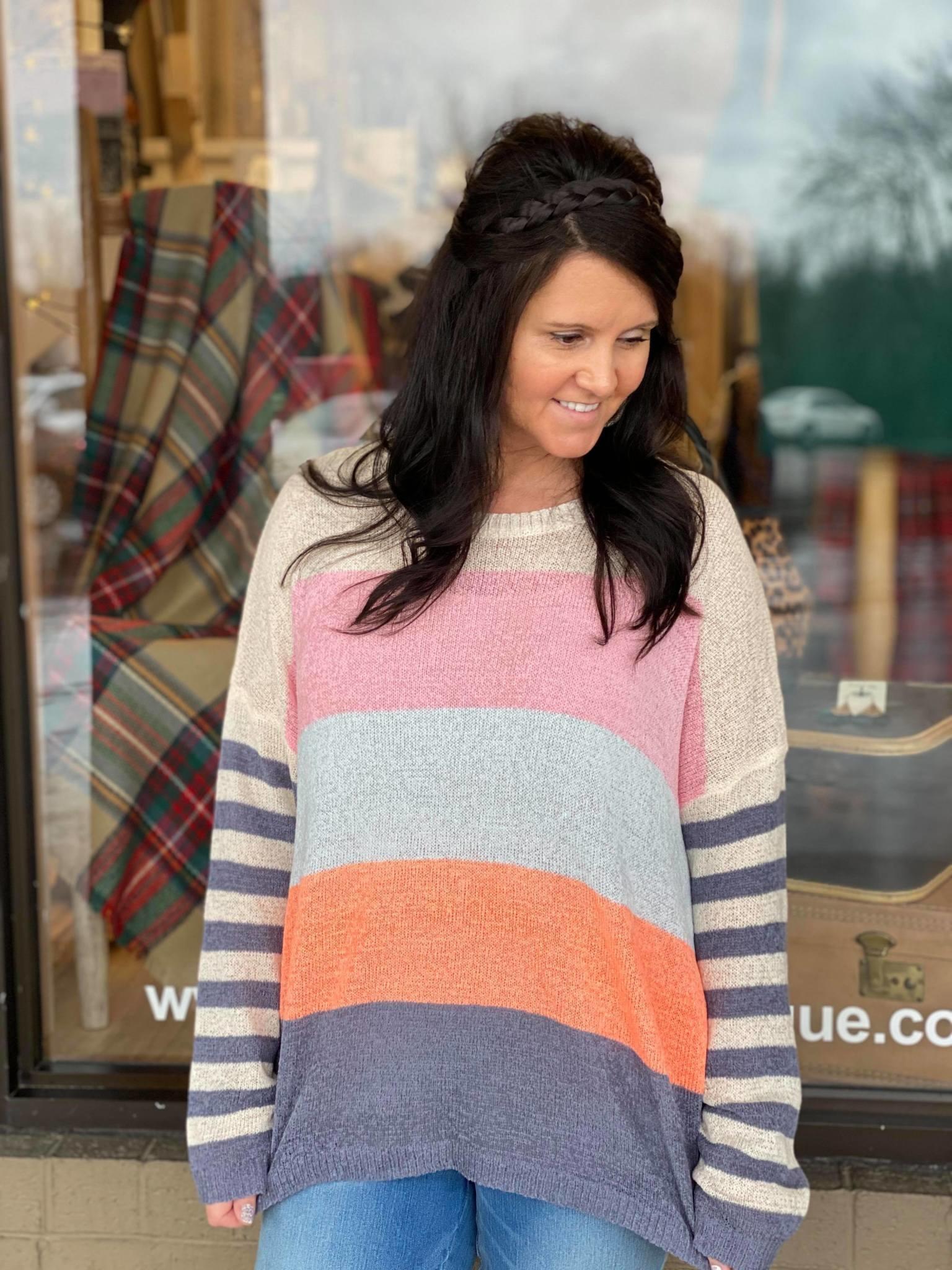 New Chances Sweater
