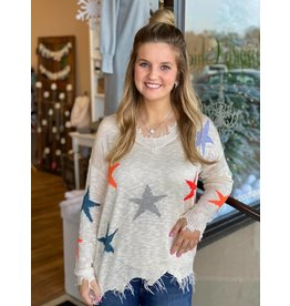 Aim for the Stars Sweater