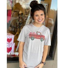 Love Truck Tee