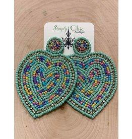 Ensure Your Love Earrings