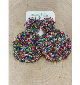 Simple Beauty Earrings