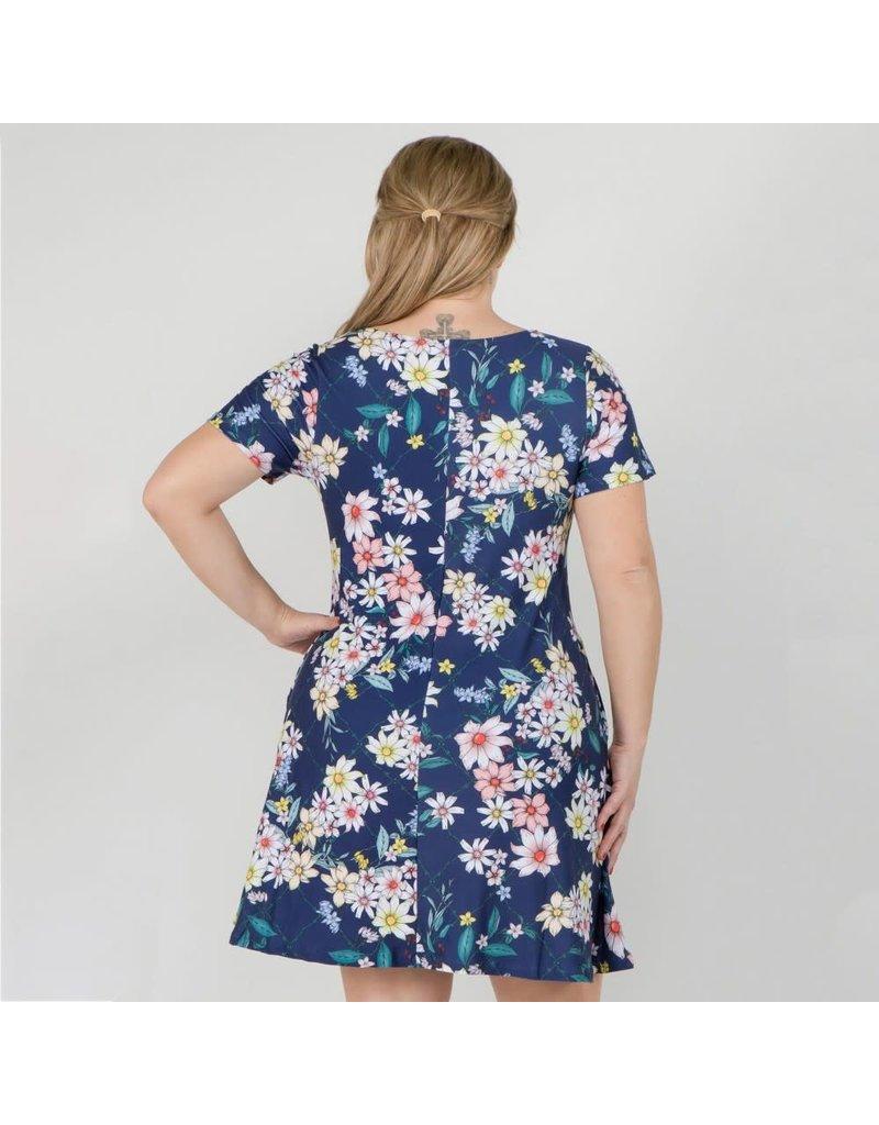 Watch & See Dress Plus