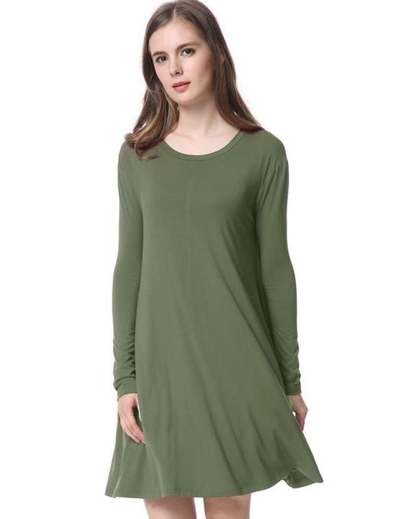 PIKO L/S Dress