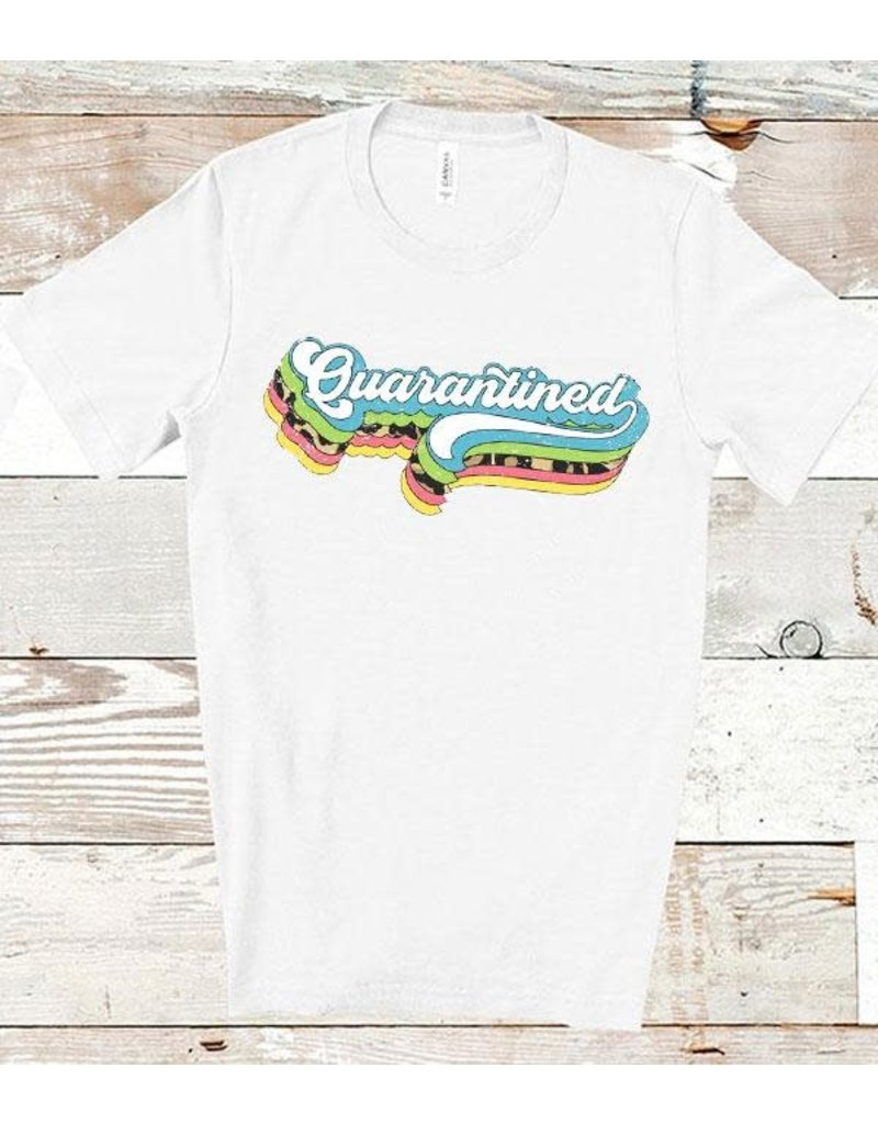 Quarantined Tee