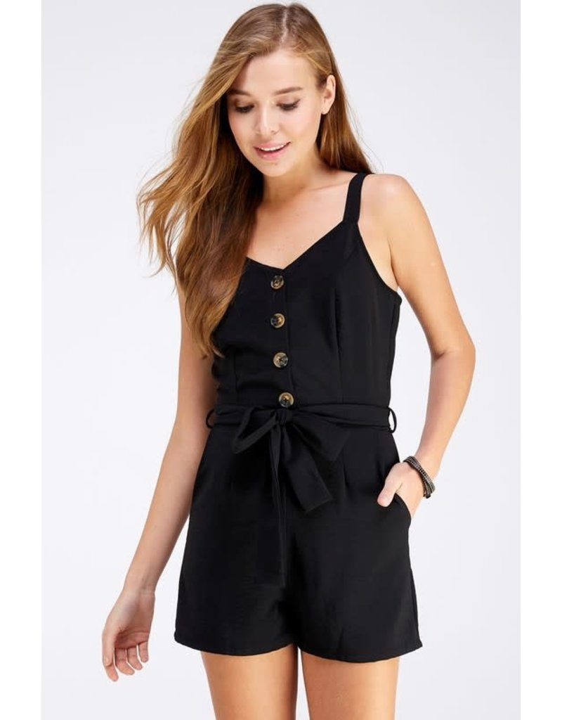 Times Like This Romper