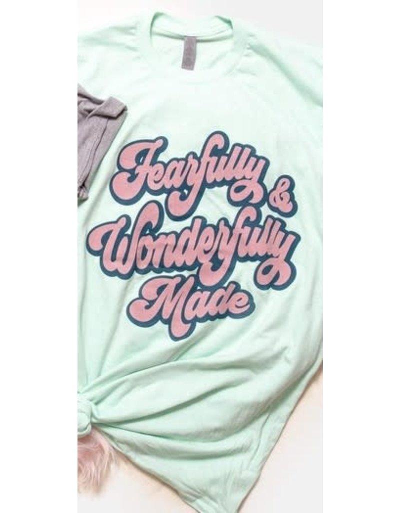 Fearfully Wonderfully Tee