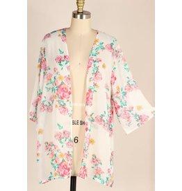 A Lovely Life Kimono