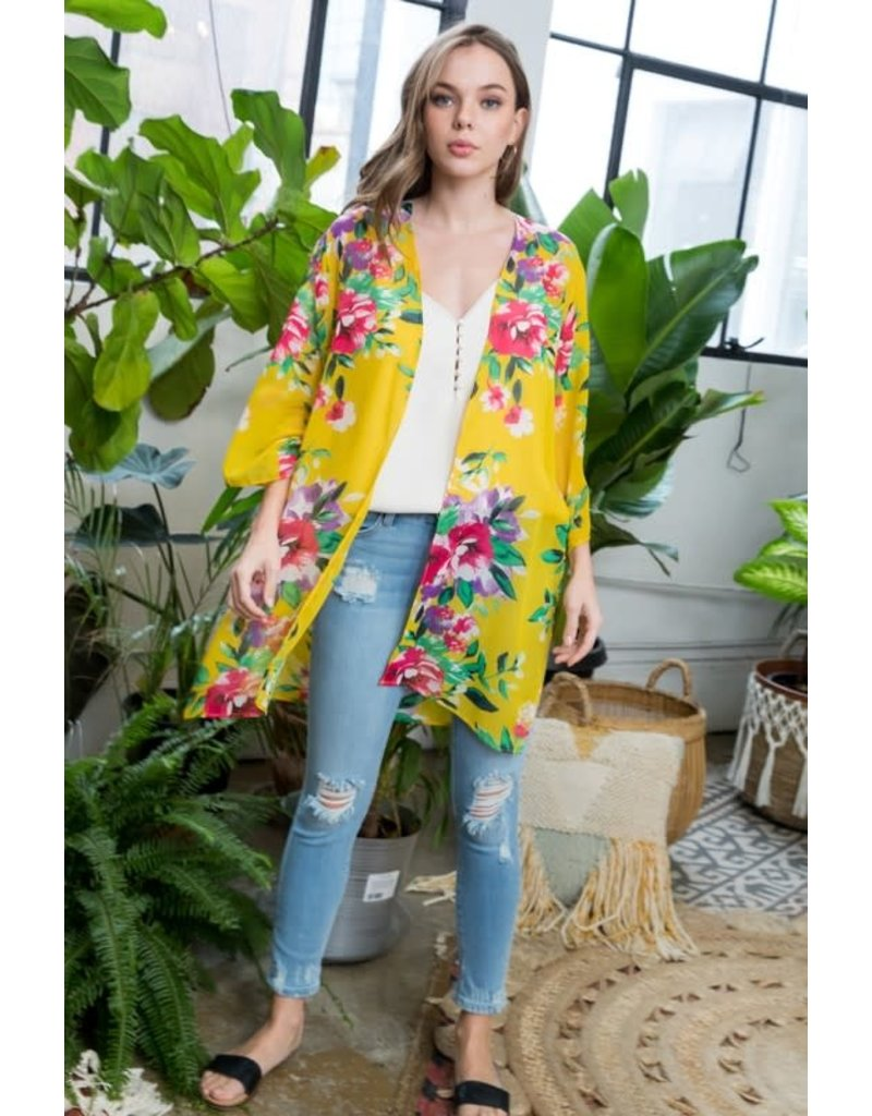 Another Level Kimono