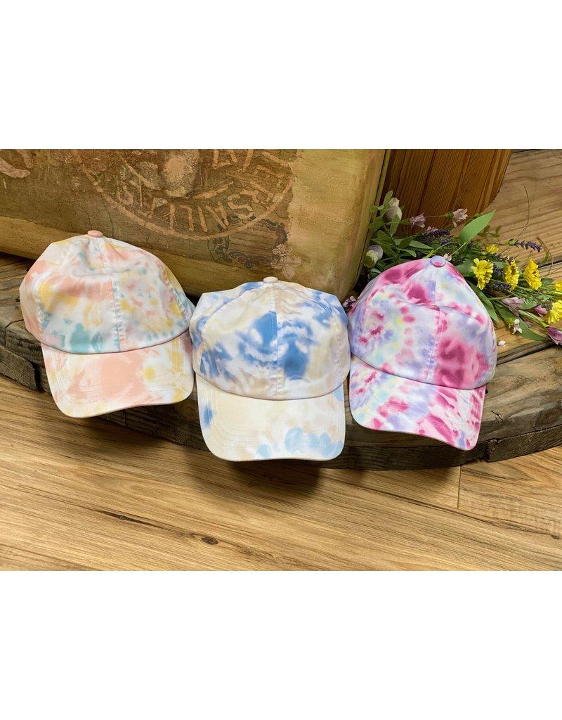 Tie-Dye Hats