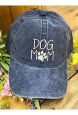 Script Dog Mom Cap
