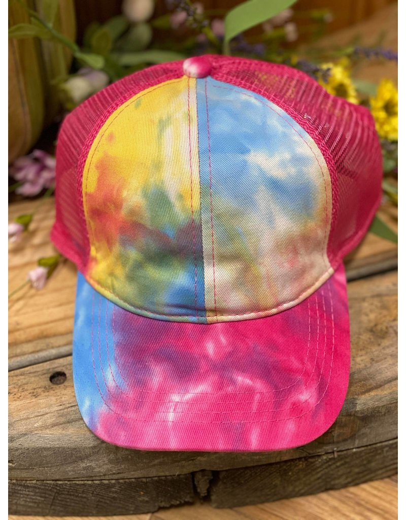 CC Tie Dye Cap