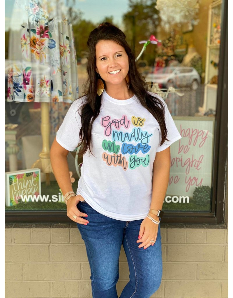 Madly in Love Tee
