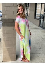 Full of Life Maxi Dress