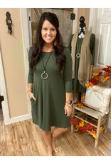 Simply Fall Dress