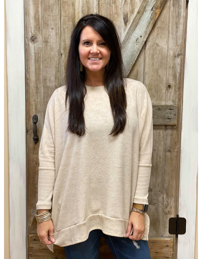 All is Right Sweater Tunic