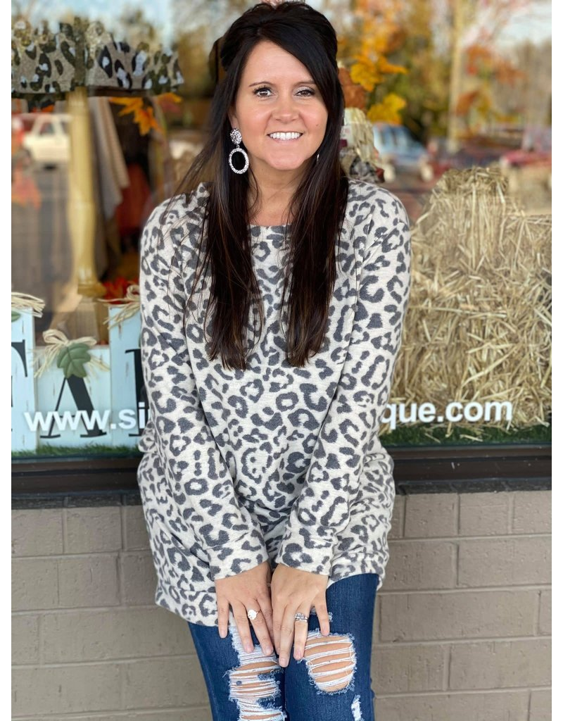 Worn with a Smile Tunic Dress