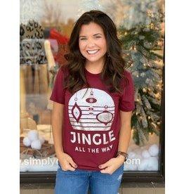 Jingle All the Way Tee