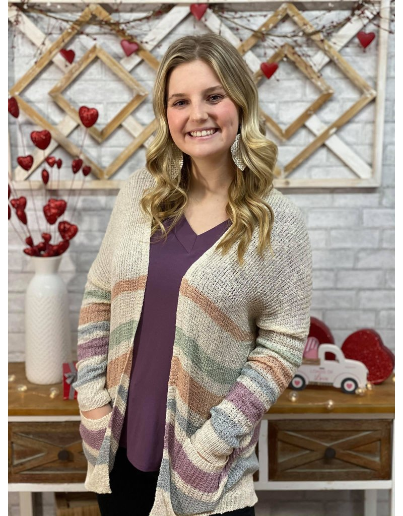A Detail in Time Cardigan