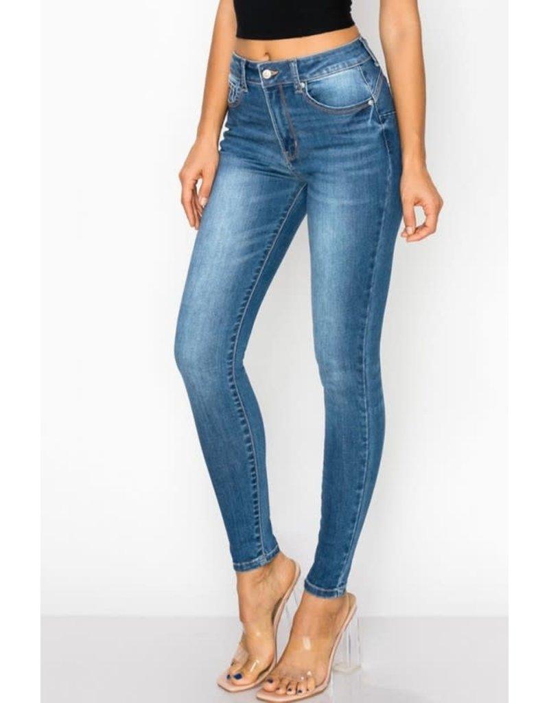 Repreve Skinny Jeans