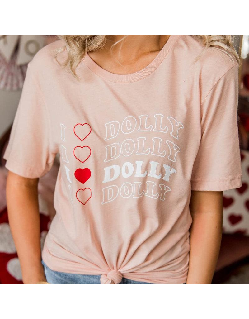 I LOVE Dolly Tee