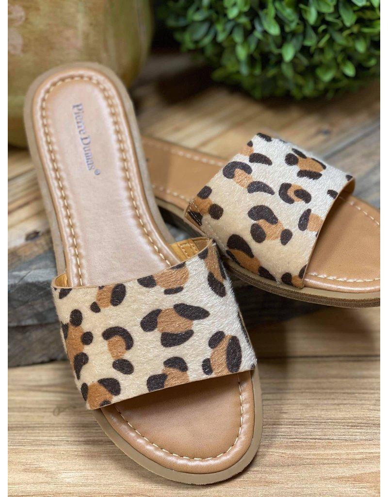 Take a Walk Sandals-Leop