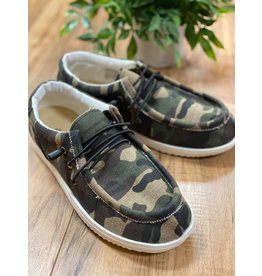 Where to Find Me Sneaker