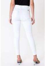 KanCan Wt. Frayed Skinny Jeans