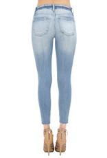 Hammer Frayed Skinny Jeans