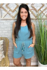 Give it Time Romper