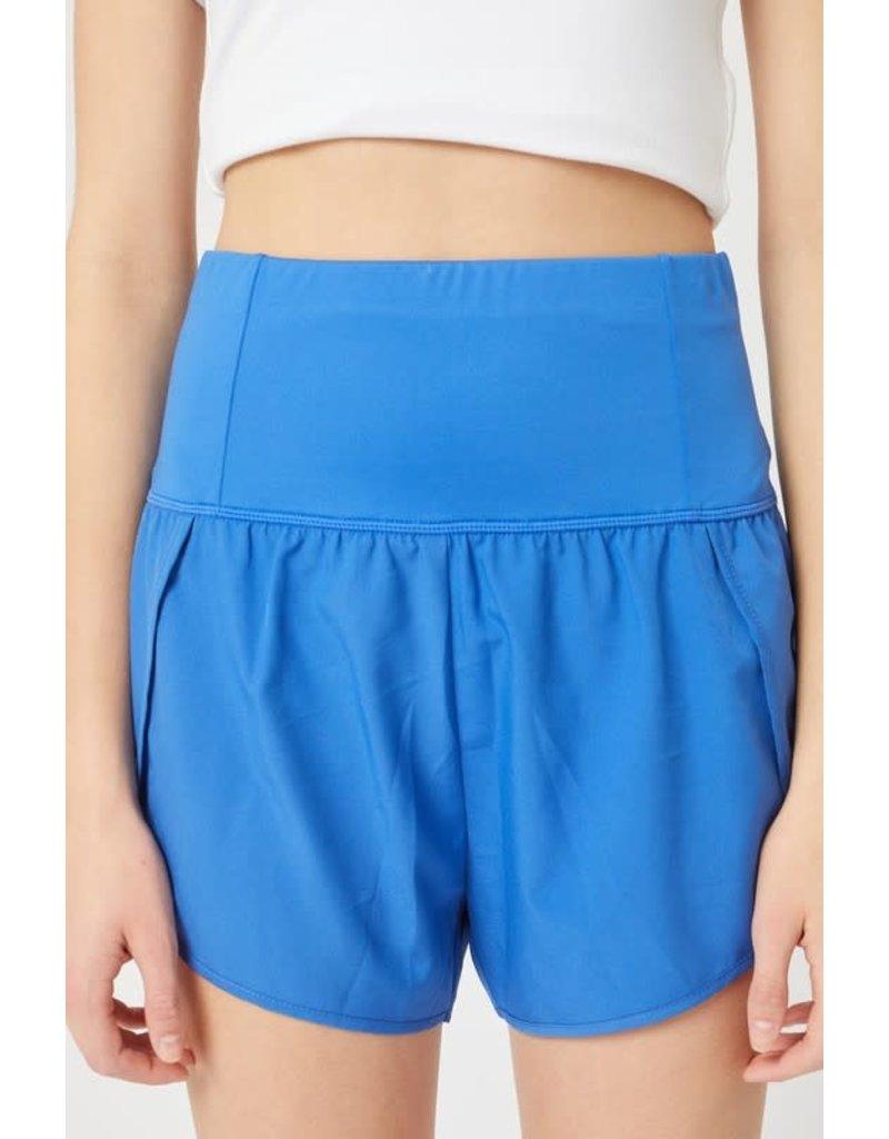 On a Run Athleta Shorts