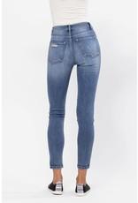 Medium High Rise Skinny Jean