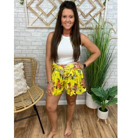 Wild and Free Shorts