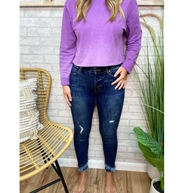 KanCan Mid Rise Skinny Jean