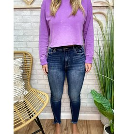 KanCan High Rise Ankle Jeans