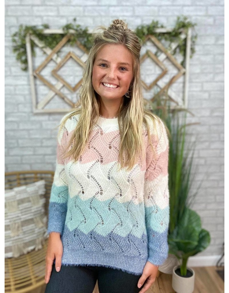 Make It Last Sweater