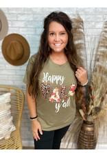 Happy Fall Tee