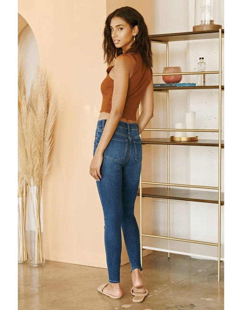 KanCan Medium Ankle Jean