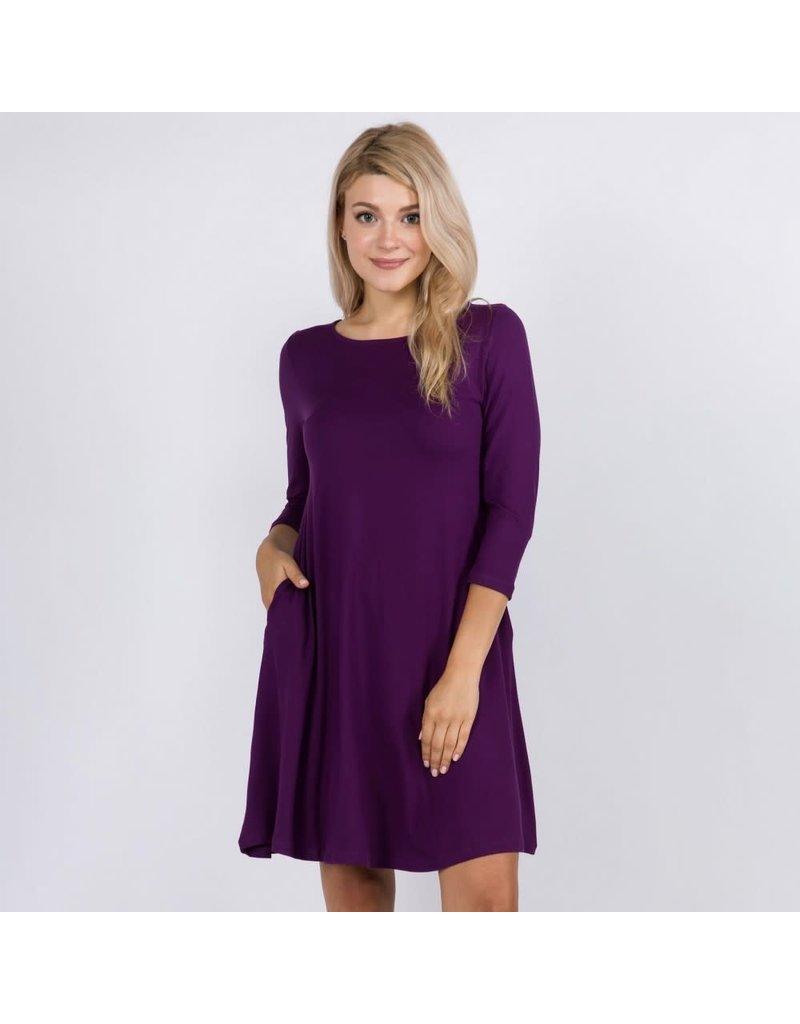 Simply Fall Dress