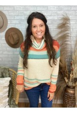 Keep It Colorful Sweater