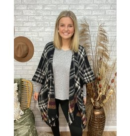 Simple is Best Poncho
